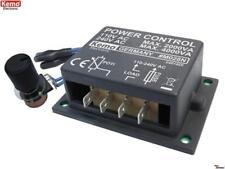 KEMO M028N Leistungsregler - 110V~ ... 240V~, 4000 VA