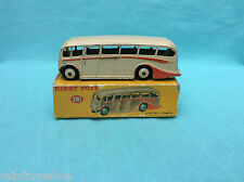 Dinky Toys  no. 281 Luxury Coach Bus ovp