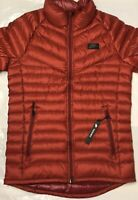 Men's Nike Down Fill Lightweight Warmth Packable Jacket 943369-674 Red M, L