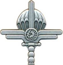 Brevet Renfort Plieur de Parachutes, attache type pin's, Beraudy GS 368 (11161)