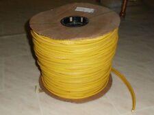 Marine/Boat/Pontoon/RV/Automotive/Upholstery Welt Welting Piping - Dk Yellow