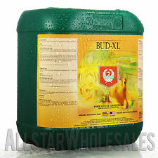 House and Garden Bud XL 5 Liters Late Bloom Additive Flower Booster Enhancer 5L