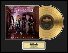 CINDERELLA - NIGHT SONGS GOLDENE SCHALLPLATTE (LP02021)