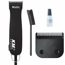 Wahl KM2 Professional 2 Speed Clipper KM-2 for Dog Pet Grooming
