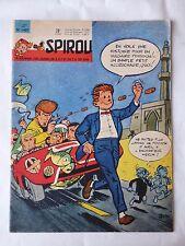 SPIROU n° 1407 SAINT IGNACE DE LOYOL  ( 4p ) + MINI RECIT 263 + LA SAAB 96