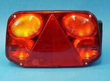 LH Radex 2800 Quick Fit Lampada Luce Posteriore Rimorchio 9 PIN #TR