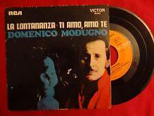 """DOMENICO MODUGNO La Lontananza /3+ EP 1970 PORTUGAL PRESS 7"""" (VG++/EX-) H"""