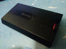 Creative Sound BlasterX G5 7.1 HD Audio Portable Sound Card & Headphone Amp