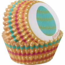 Easter Egg Mini Baking Cups 100 ct from Wilton #1107 - NEW