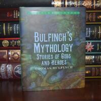Bulfinch's Mythology by Thomas Bulfinch Gods Heroes New Deluxe Hardcover