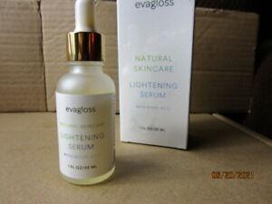 Evagloss Lightening Serum with Kojic Acid,