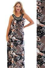 Formale ärmellose Damenkleider aus Polyester