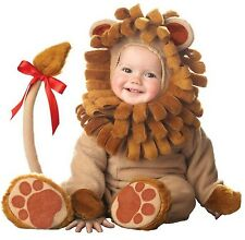 GnG Unisex-baby/toddler/Infant Lion Halloween / fancy dress Costume, Brown