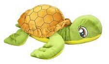 Peluche tortue de mer velours super doux achat vente doudous pas cher neuf