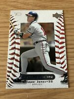 2000 Upper Deck Ovation Chipper Jones Standing Ovation Atlanta Braves