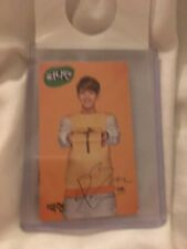EXO K Baekhyun Present sunny10 ver a OFFICIAL Photocard Kpop K-pop U.S SELLER