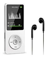 MP3 Player/MP4 Player,Wodgreat 16G Portable MP3 Players Music Players with SD