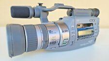 Sony CCD-VX1E Handycam Pro Video Hi8 Pal 3CCD + Monitor Sony XV-M30E + accessori