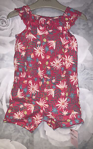 Girls Age 9-12 Months - BNWTS Mothercare Summer Playsuit