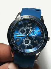Men's Blue Band Unlisted UL1221 Analog Watch
