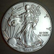 2017 BU American Silver Eagle One Dollar Uncirculated ASE US Mint Bullion Coin
