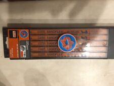 """BAHCO SANDFLEX BI METAL HACKSAW SAW BLADE 100 BLADES 18TPI - 12"""""""