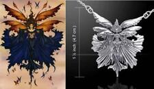 Unbound fairy necklace by fantasy artist Amy Brown and Peter Stone sterling 925