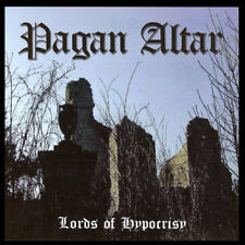 Pagan Altar ‎- The Lords Of Hypocrisy CD - Doom Metal SEALED New - US PRESS