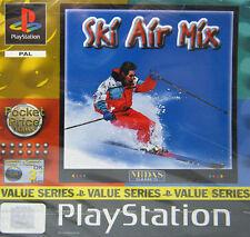 SKI Air Mix, molto buona PlayStation, Playstation Video Games