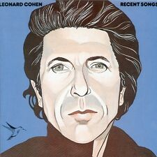 Leonard Cohen - Recent Songs ( CD - Album - Paper Sleeve )