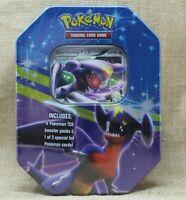 Pokemon TCG - Garchomp C LvL X Tin 2009 Sealed - Out of Print Tin 2