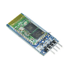 10PCS HC-06 RS232 Wireless Serial Bluetooth RF Transceiver Module with backplane
