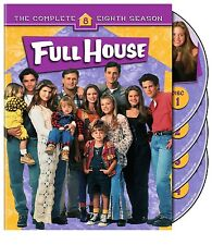 Full House: Season Series 8 DVD R4 New
