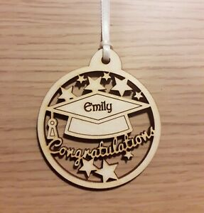 Graduation Personalised Gift Tags. Free Post