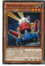 CARTA YU GI OH - TRUPPA DELLA CARTA - BP01-IT143 - IN IT - STARFOIL