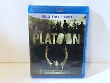 Platoon Blu-Ray and Dvd Combo Free Shipping