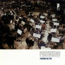 PORTISHEAD - ROSELAND NYC LIVE - 2LP VINYL REISSUE 2008 NEW SEALED