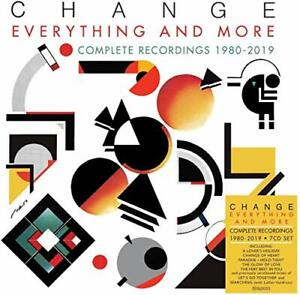 CHANGE - EVERYTHING AND MORE THE COMPL [CD]