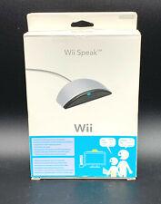 ORIGINAL Mikrofon WII SPEAK RVL-029 in OVP