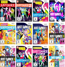 Wii Just Dance 1 , 2 , 3 , 4 2014,2017, 2018,2019 Niños, Best Of