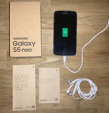 Samsung Galaxy S5 Neo SM-G903F - 16GB Smartphone (Unlocked) - Black