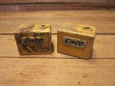 Vintage ENCO Magnetic Bases Machinist Tools