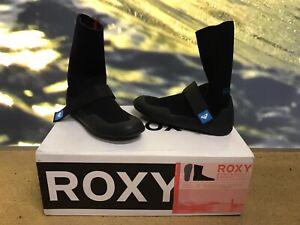 ROXY Kids 3mm Round Toe Neoprene Boot UK Size 12.5 EUR 31 , SA782WG SALE