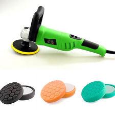 Dodo Juice Spin Doctor V2.1 Rotary Machine Polisher + Hexlogic heads
