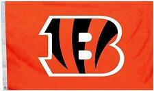 """New Cincinnati Bengals NFL Banner Flag 3' x 5' (36"""" x 60"""")"""