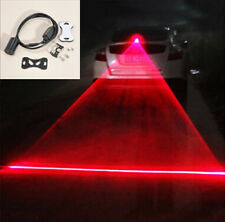 Cool Pattern Car Anti-Collision End Tail Rear Fog Driving Laser Caution Light