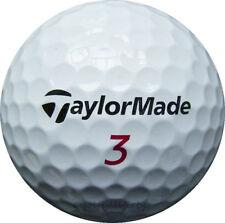 100 TaylorMade Tour preferred x pelotas de golf en la bolsa de malla aa/AAAA lakeballs pelotas
