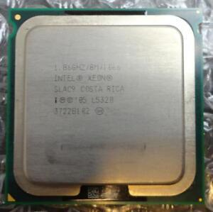 Intel SLAC9 L5320 Xeon Quad Core 1.86GHz / 8M / 1333MHz Socket 771 CPU Processor