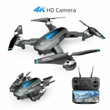 4K Drone HD Camera Foldable RC Dron Quadrocopter Travel Drone Profesional