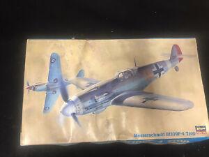 Hasegawa Messerschmitt Bf109F-4 Trop 1/48